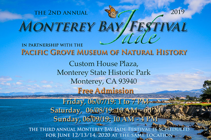 2nd Annual Monterey Bay Jade Festival